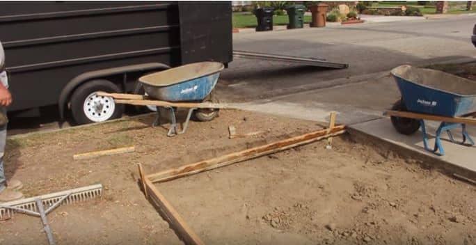 Concrete Services - Concrete Driveway Los Angeles