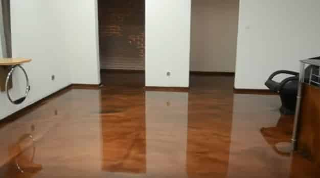 Concrete Services - Epoxy Flooring Rose Park